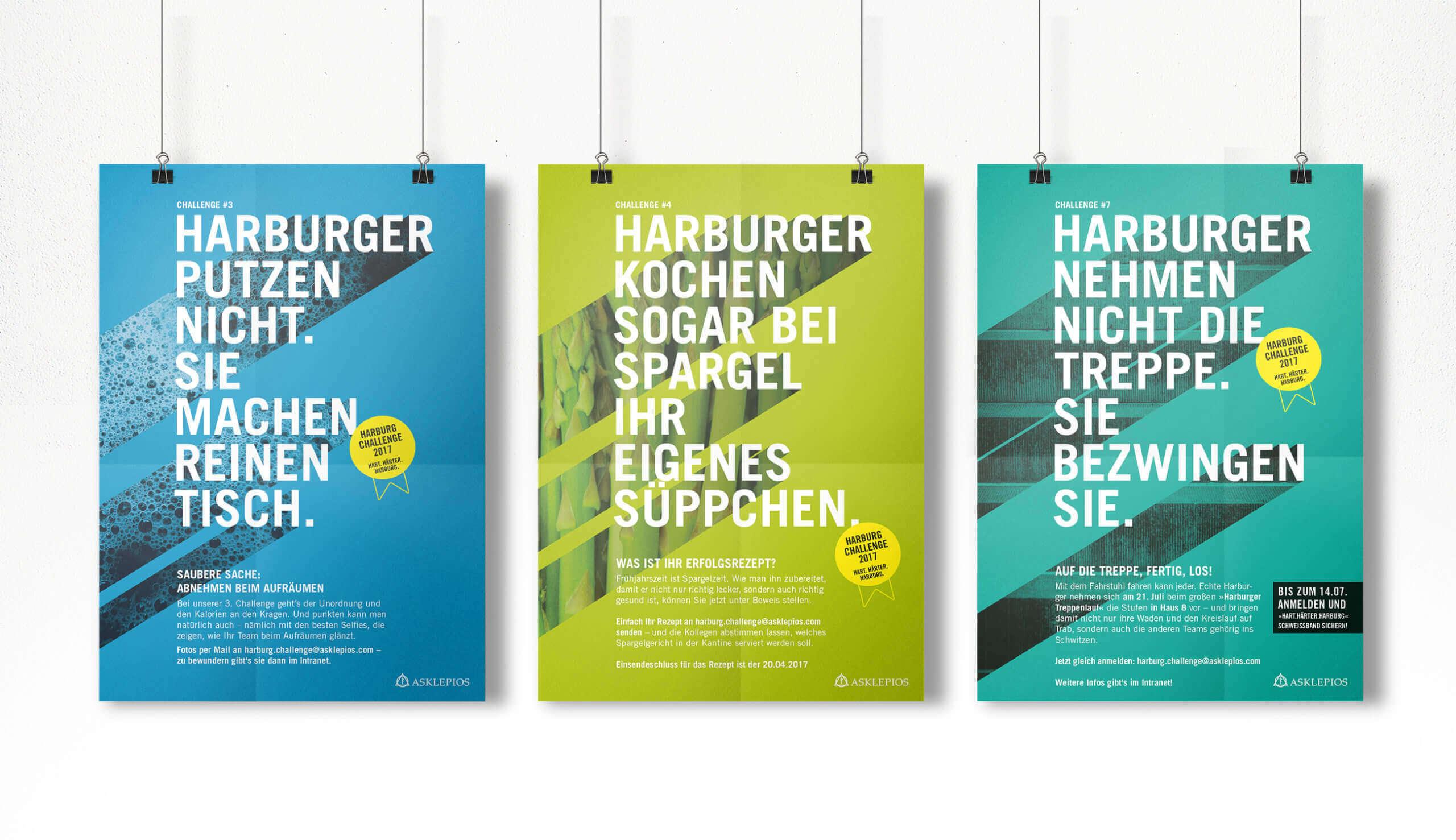 Ask Harburg HHH Poster