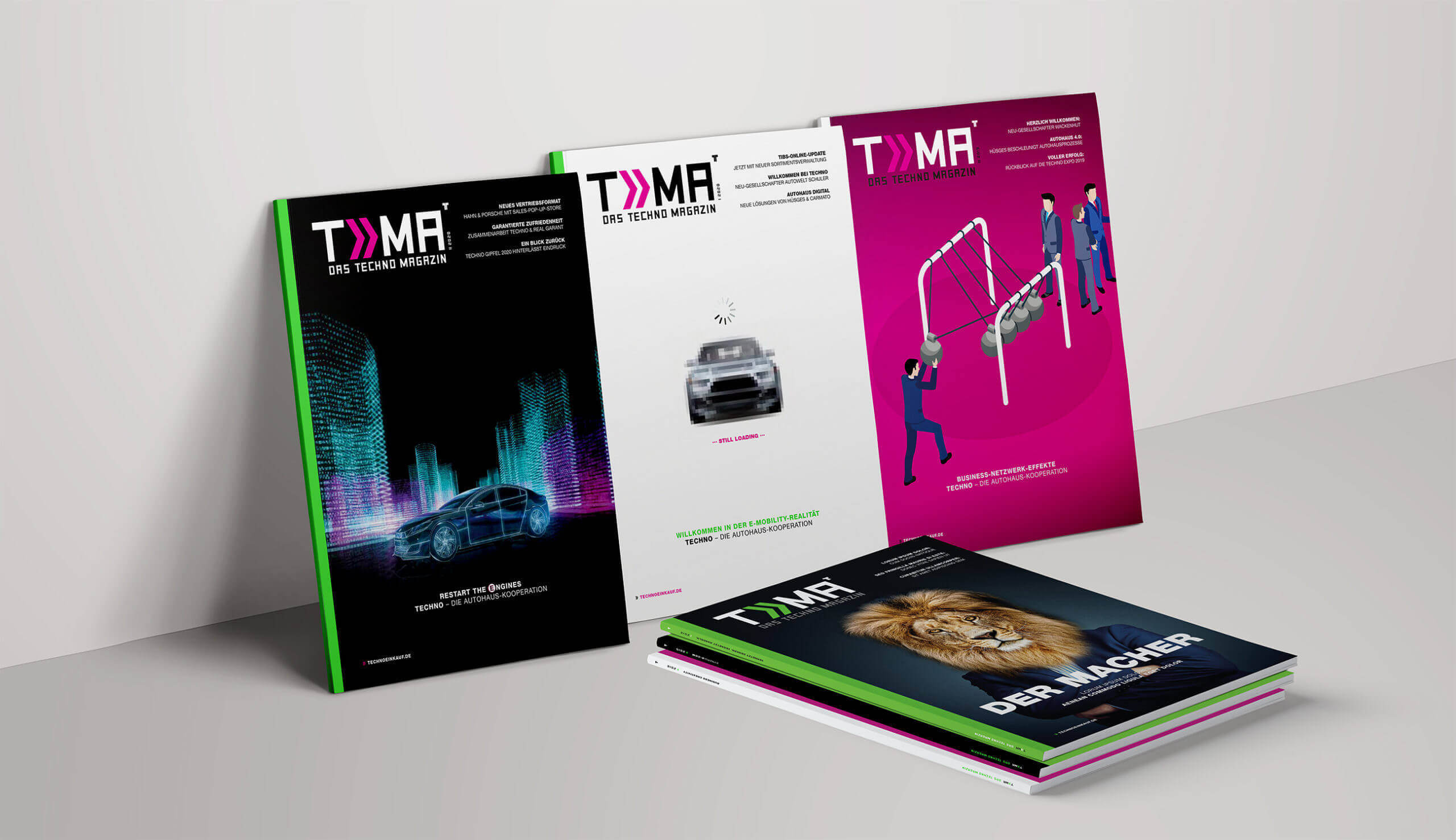 TECHNO Magazin T»MA