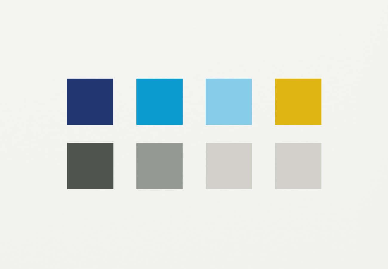Weisse Liste Farben