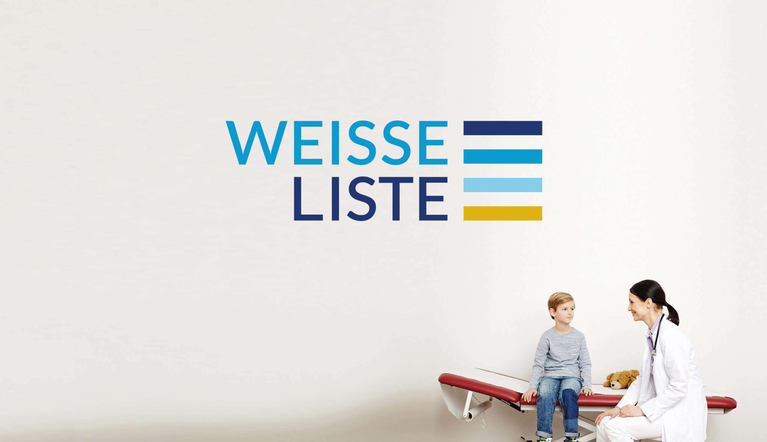 Weisse Liste Logo