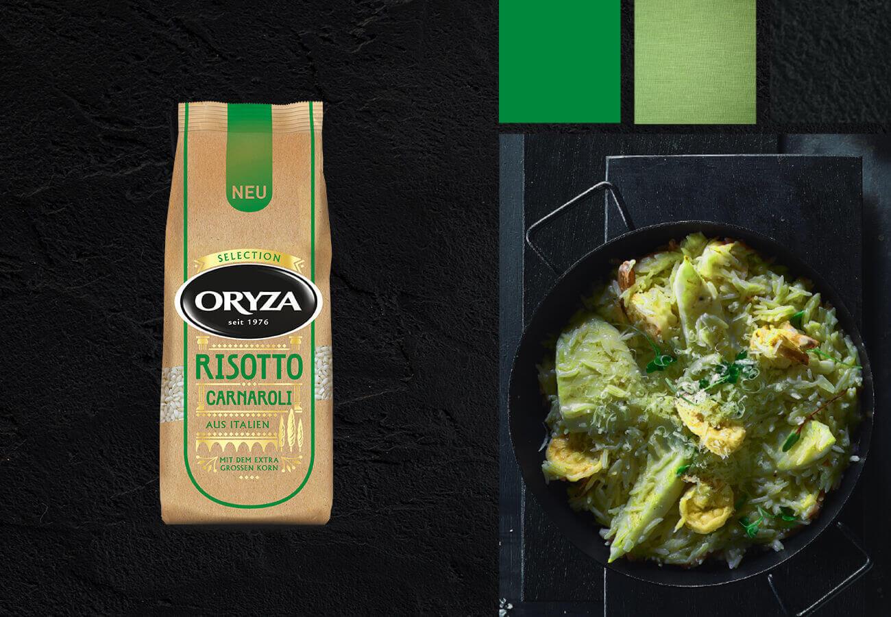 ORYZA Selection Risotto