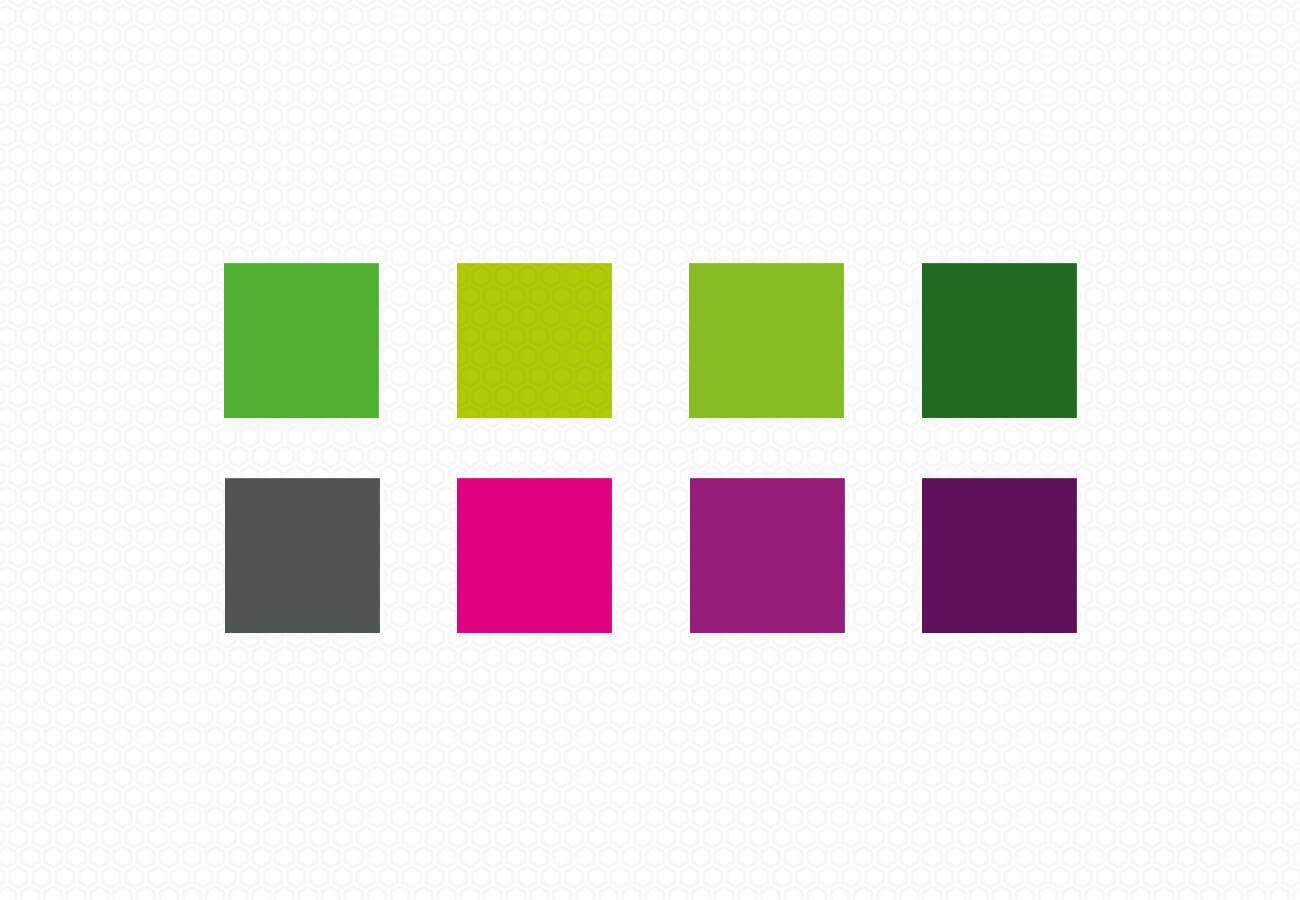 TECHNO CD Farben